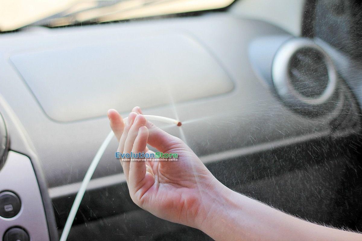 Limpa Ar Condicionado KN Sonda Cítrico Select Pro  - EvolutionStore - Peças e Acessórios Automotivos