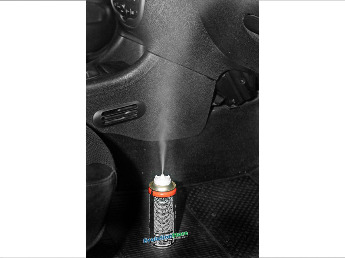Limpa Ar Condicionado Orbi Air Carro Novo 200ml 140g  - EvolutionStore - Peças e Acessórios Automotivos