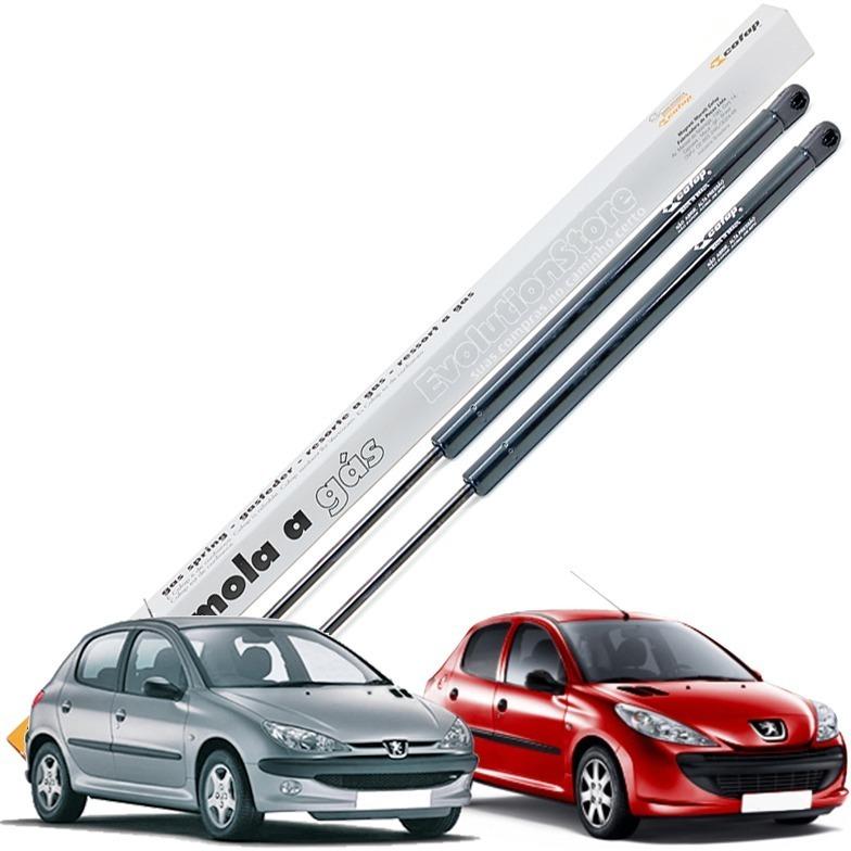 Par Amortecedor Tampa Traseira Cofap Peugeot Hatch 206 207 Cod. 16356  - EvolutionStore - Peças e Acessórios Automotivos