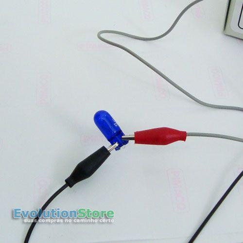 Par Lâmpada T10 W5w Pingo Super Branca Orbe Iris Azul  - EvolutionStore - Peças e Acessórios Automotivos