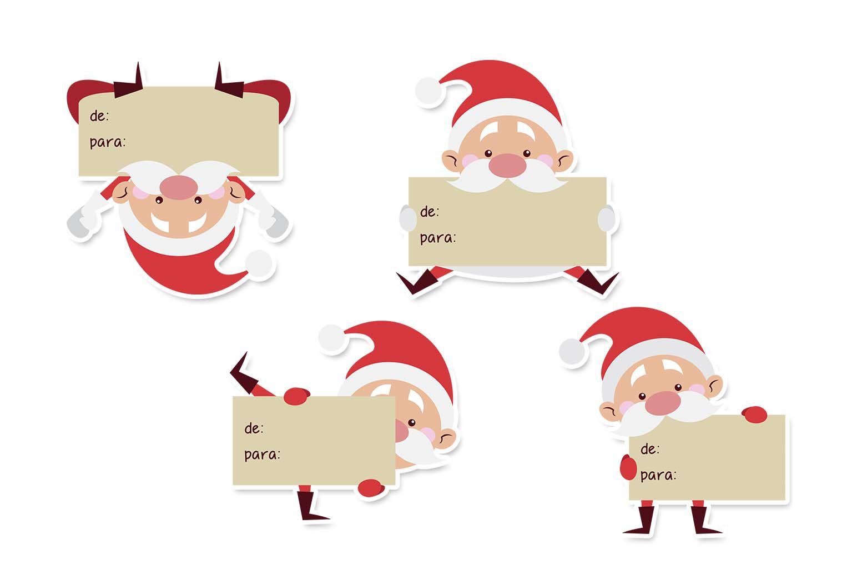 Etiqueta Natal