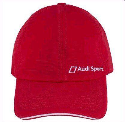 Boné Audi Sport Vermelho Unissex