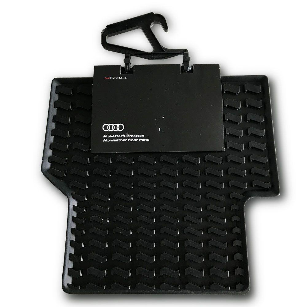 Tapetes de Borracha Traseiro Audi Q3
