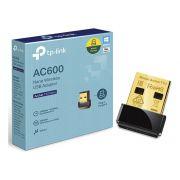 ADAPTADOR USB DUAL BAND WIRELESS AC600 ARCHER T2U NANO TP-LINK