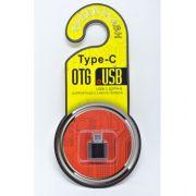 Cabo Adaptador Tipo C Otg USB Para Celular E Tablet AT-TPC-OTG