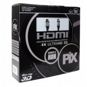 CABO HDMI PLUS - 2.0 4K HDR 19P 50 METROS - COM FILTRO 018-5020 CHIP SCE