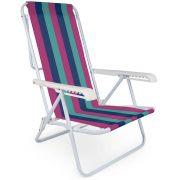 Cadeira Reclinável 8 Posições - 2005 MOR