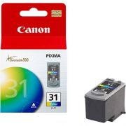 Cartucho Canon Colorido Cl-31 P/ Ip1800 Ip2500 Mp470 Mx310
