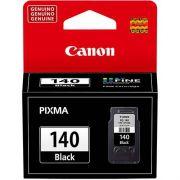 Cartucho CANON PG-140 - Preto para PIXMA MG2110/MG3110/MG4110 8ml
