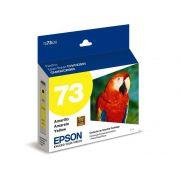 Cartucho de Tinta EPSON Amarelo TO73420 P/ Stylus C79/CX 6900F/CX 3900/CX 5900/CX4900