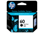 CARTUCHO DE TINTA HP CC640WB 60 PRETO (4,5 ml)