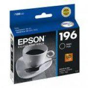 CARTUCHO DE TINTA T196120-BR PRETO 5 ml EPSON