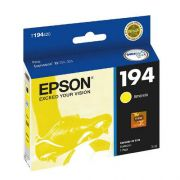 Cartucho Epson 194 Amarelo T194420 Xp204 / Xp214 Original 3ML