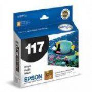 Cartucho EPSON T117120 (117) - T23 / T24 / TX105 - Original - Preto - 5ml