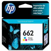 Cartucho Hp 662 Color 2ml Original Impressora Hp 3516 1516 2646