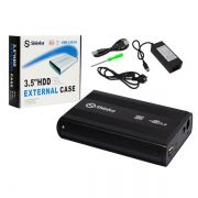 Case Gaveta Externa Hd 3.5 Sata Hd Pc 3.5 Usb 2.0