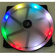 COOLER 200MM COM LED RGB DX-20W DEX