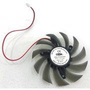 Cooler Fan Placa De Video 75mm Nvidia Amd Intel VentoinhaDX-8010