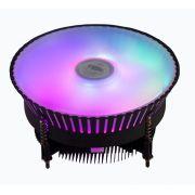 Cooler Parafusado P/ Processador Linha Lga115x C/24 Led Argb DX-9009