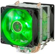 Cooler Processador Intel / Amd Dx - 9100d Led Verde DX-9100D