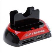 Dock Station 1 Hd Sata 2.0 3.0 Pc Notebook Hdd Sata 2.5 3.5