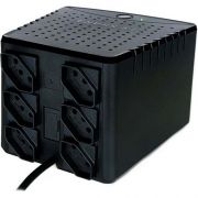 Estabilizador 500va Power Est Bivolt Ts Shara 9003 6 Tomadas