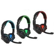 Fone De Ouvido Headphone Usb Pc Ps3 Ps4 Xbox Kp-357