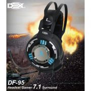 FONE GAMER 7.1 SURROUND COM MICROFONE DF-95