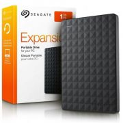 Hd externo 1tb 2,5 usb 3.0 (disco rígido) stea1000400 seagate