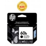 HP EVERYDAY 60b CARTUCHO DE TINTA PRETO(4,5 ml)