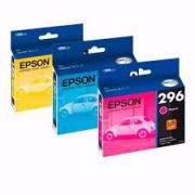 Kit 3 Cartuchos Originais Epson Para 296 Xp 231 Xp 431