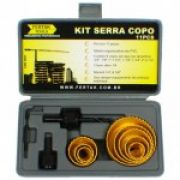 KIT SERRA COPO 11 PCS 2901 FERTAK