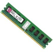 MEMORIA RAM PARA DESKTOP 1GB DDR2 800MHZ KINGSTON KVR800D2N5/1G