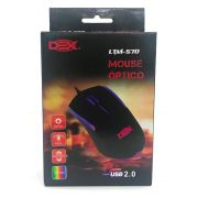 Mouse Gamer Usb Óptico Com Led Rgb LTM-570 DEX