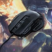 MOUSE USB GAMER LTM-972 PRETO 3200 DPI C/7BOTOES DEX LTM-972