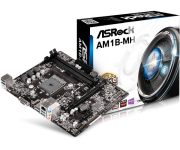 PLACA MAE AM1B-MH SOCKET AM1 BOX ASROCK