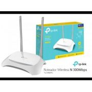 ROTEADOR WIRELESS N 300 Mbps TL-WR849N (TL-WR840N) TP-LINK