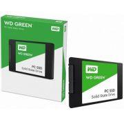 SSD WESTERN DIGITAL WD GREEN 240GB