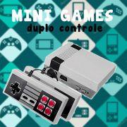 VIDEO GAME 620 EM 1 DE 8 BITS RETRO COM 2 GAMEPAD GC05 03358 Super NES Classic Edition