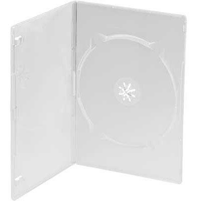 BOX DVD AMARAY SLIM TRANSPARENTE SONY