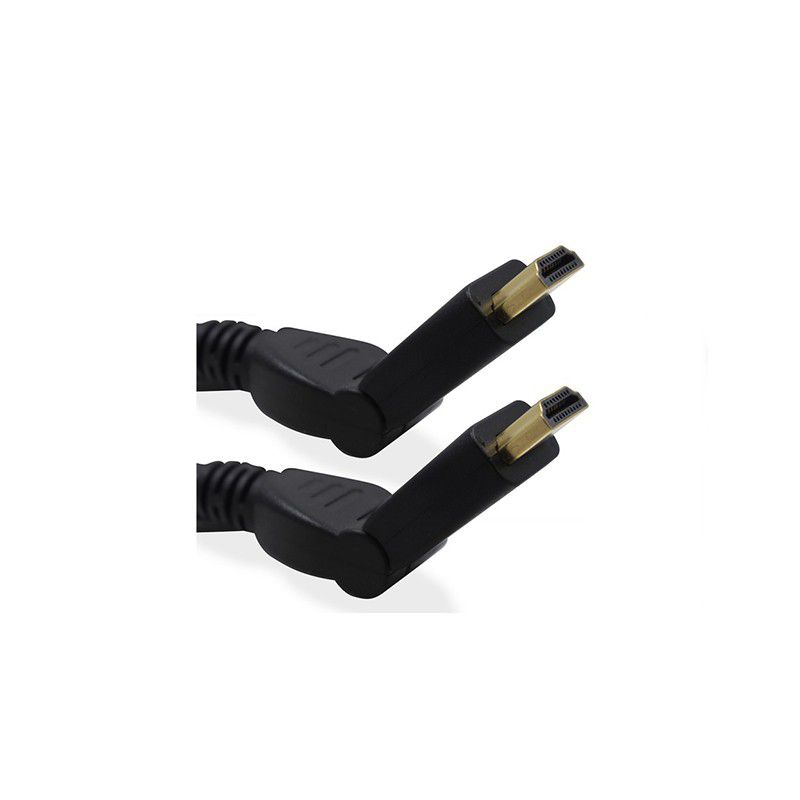 CABO HDMI ROTATION DE 1,8 METROS HARDLINE HLTHDMI1,8R