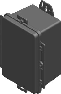 CAIXA MULTIUSO HERMETICA CINZA MICRO 115 x 75 x 70 mm CCCX0160