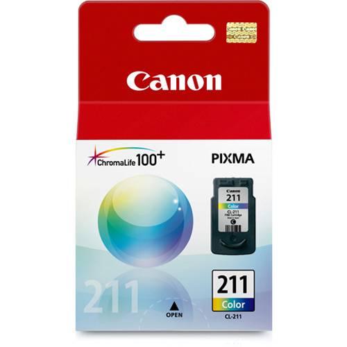 Cartucho Canon Cl-211 Cl211 Para Mp240 Mp250 Mx350 Ip2702