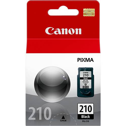 Cartucho Canon Pg-210 Pg210 Para Mp240 Mp250 Mp260 Ip2700