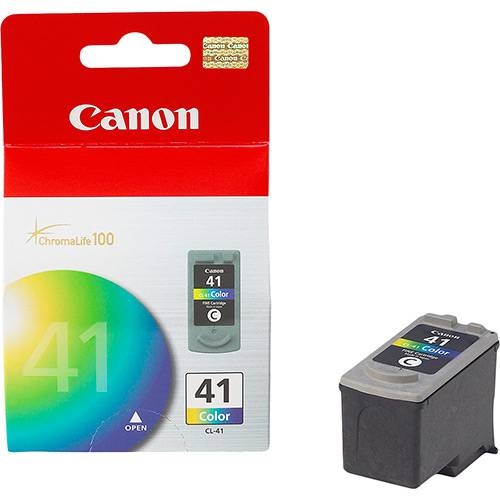 Cartucho color Cl-41 Cl41 Canon P Pixma Ip1200 Ip1300 Ip1800 Mp180
