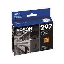 CARTUCHO DE TINTA T297120-BR PRETO 8 ml EPSON