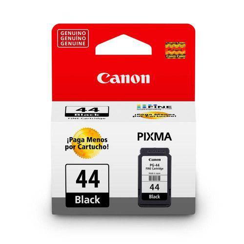Cartucho Original Canon Pg-44 Preto 5,6ml E481 E401 E461