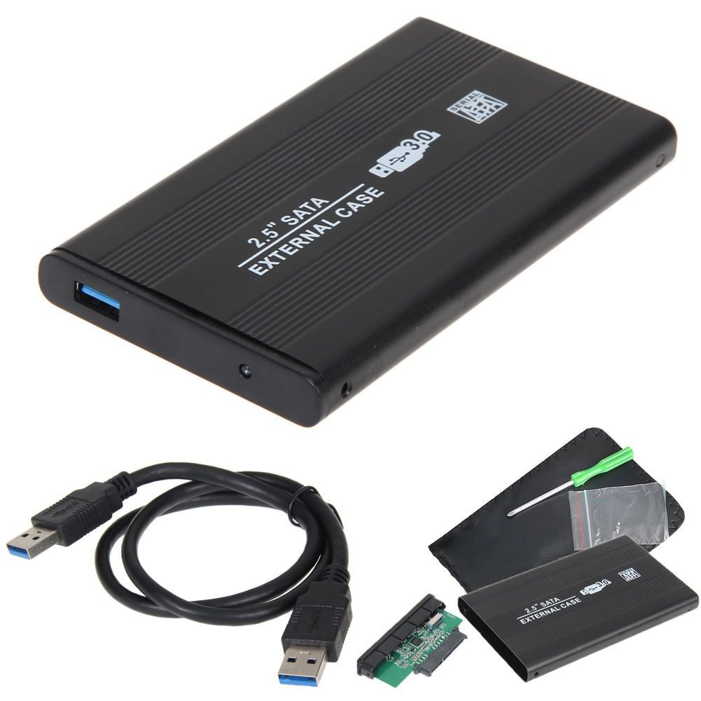 Case Para Hd Notebook 2,5 Sata Para Usb 3.0 DX-2530