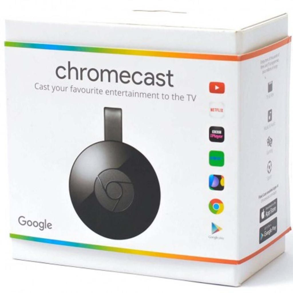 CHROME CAST 2.0