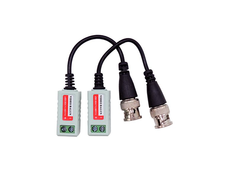 Conector Balun Para Câmera Hd Cvi Tvi Analogica Par Kp-ca301 IPEGA